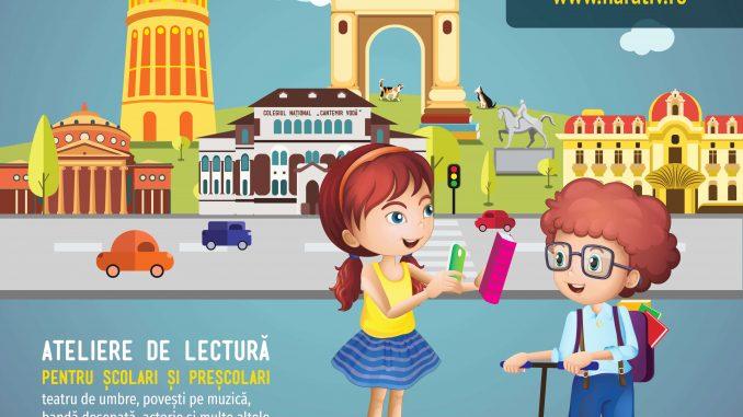 Festivalul de lectură pentru copii NARATIV