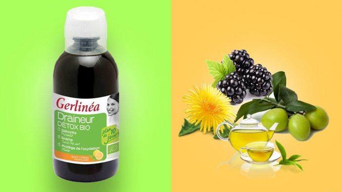 detoxifiere pe bază de plante