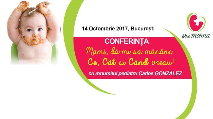 dr. Carlos Gonzalez la București