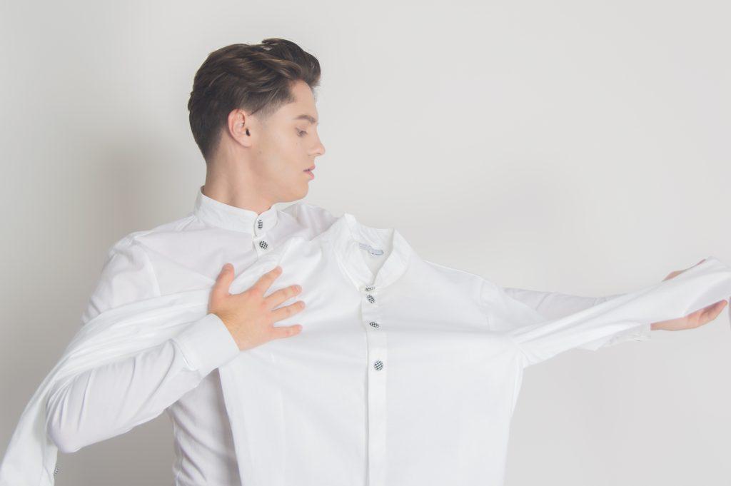 Alexandru Constantin haine