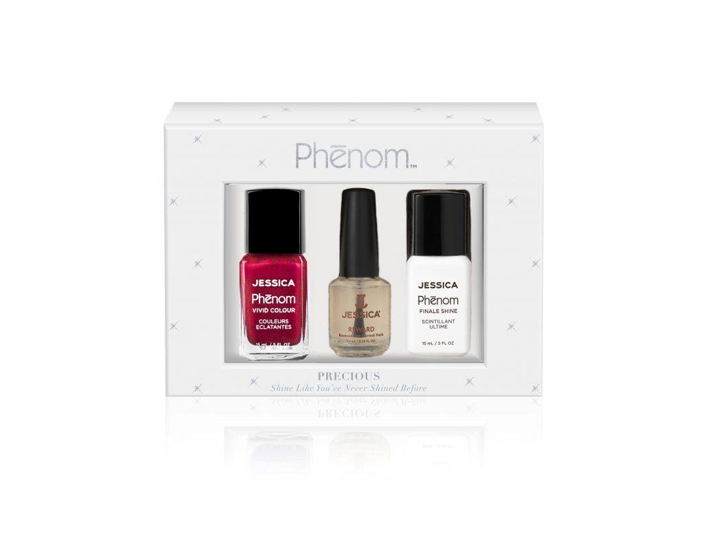 Cum accesorizăm unghiile de sărbători - Jessica cosmetics