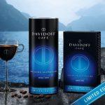 Cadou de Crăciun pentru iubitorii de cafea: Davidoff Café Création Supérieure Azur, ediție limitată